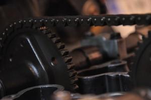 serwis motocyklowy łańcuszek rozrządu